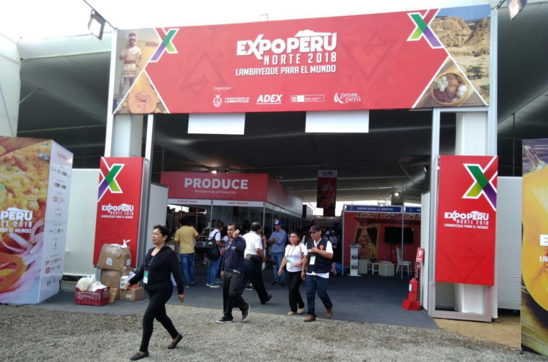 Tres Empresas Exportadoras de Amazonas fueron seleccionadas para participar en la EXPOPERÚ NORTE 2018