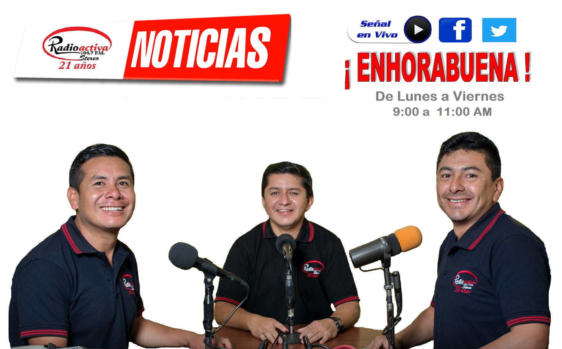 ENHORABUENA: ¡Información Precisa y Veraz!
