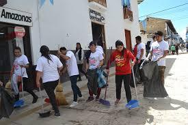 Este sábado 20 de julio se realizará la jornada de limpieza y desarenado en el ámbito urbano de la ciudad de Chachapoyas