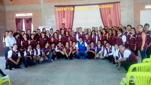 Defensoría del Pueblo fortalece la institucionalidad y lucha contra la corrupción en Amazonas.