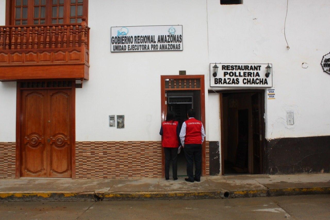 CONTRALORÍA: MÁS DE 2 MILLONES DE SOLES DE PERJUICIO ECONÓMICO EN PROAMAZONAS