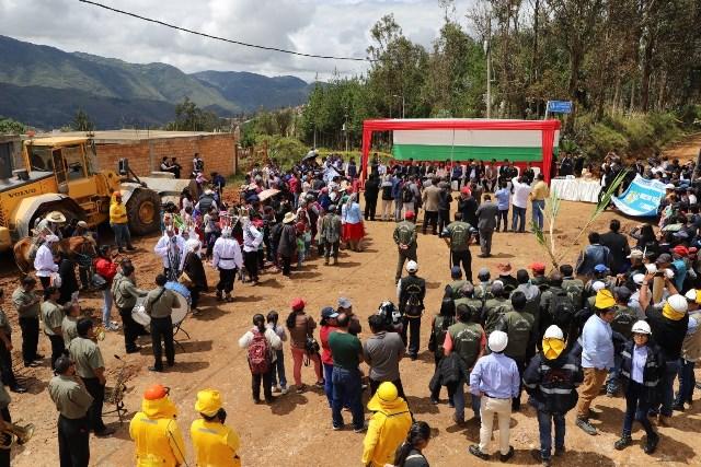 Contraloría alerta riesgos en ejecución de la obra vial Chachapoyas – Aeropuerto